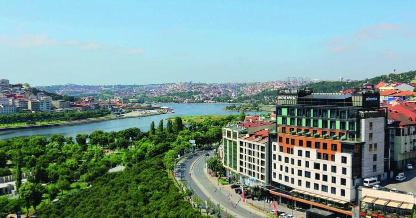 Movenpick golden horn kongre ve toplant otelleri for Dekor hotel istanbul