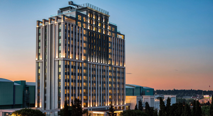 DOUBLE TREE BY HILTON TOPKAPI