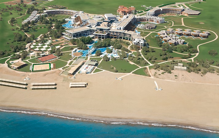 LYKIA WORLD LINKS GOLF HOTEL ANTALYA