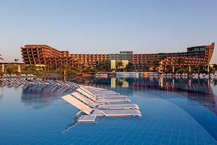 NUHUN GEMİSİ DELUXE HOTEL SPA & CASINO KKTC